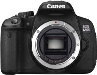 Canon EOS 650D kit 18-135mm IS STM