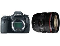 Canon EOS 6D kit 24-70mm f/4L is usm