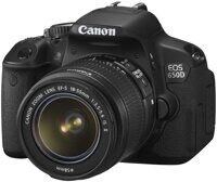 Canon EOS 650D kit 18-55 mm is ii